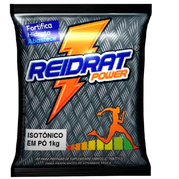 ISOTÔNICO EM PÓ REIDRAT POWER SABOR UVA - 1 KG