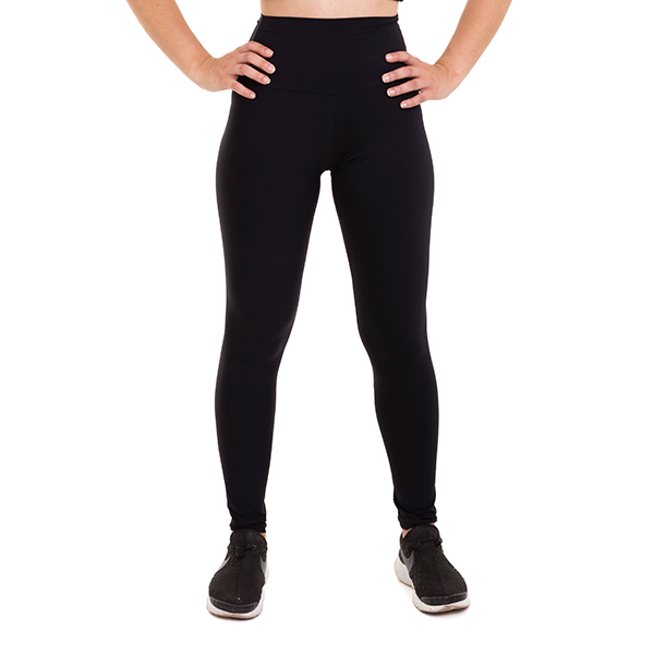 Legging Cintura Alta Km10 Sports